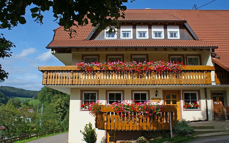 Danielenhof Freiamt Schwarzwald Ferienwohnungen