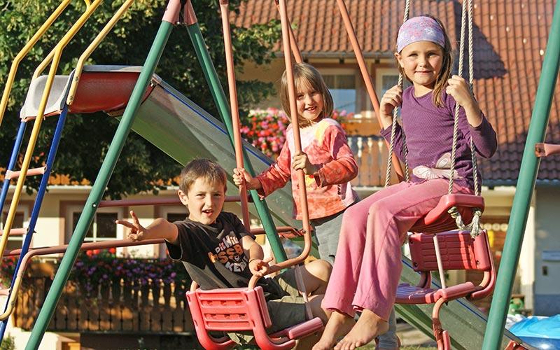Ferien Bauernhof Kinder